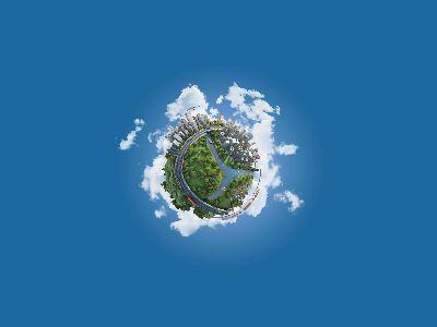 地球 幻灯片制作软件