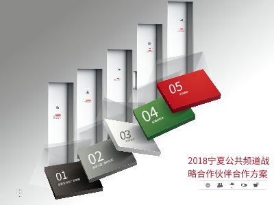 2018宁夏公共频道战略合作伙伴合作方案 幻灯片制作软件