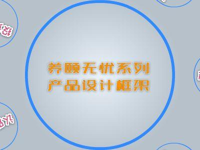 养颐无忧系列产品 幻灯片制作软件