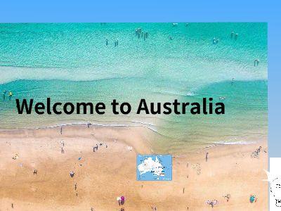 presentation澳大利亚