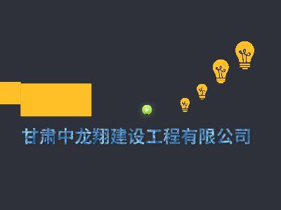 中龙翔2018年开展项目 幻灯片制作软件