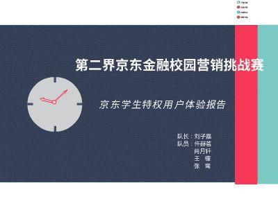 京东营销挑战赛 幻灯片制作软件