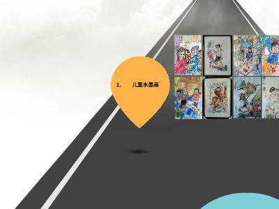 博艺书画作品集 幻灯片制作软件