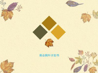枫叶 幻灯片制作软件