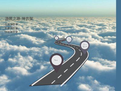 游居中国-神农架 幻灯片制作软件