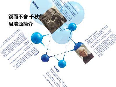 周培源 幻灯片制作软件