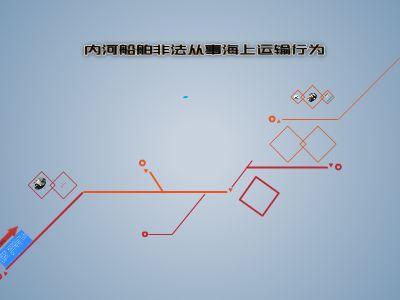 内河船非法海上运输(金山) 幻灯片制作软件