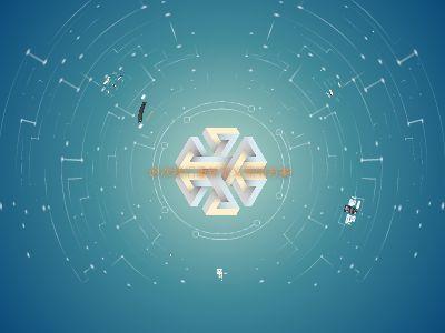 拱形光廊 幻燈片制作軟件