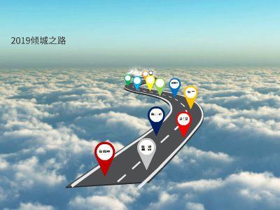 2019倾城之路 幻灯片制作软件
