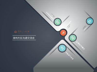 漳州片区沟通交流会 幻灯片制作软件