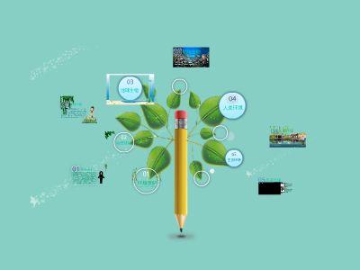 环境保护 幻灯片制作软件