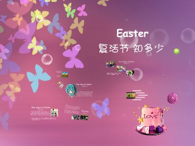 Easter 复活节 知多少_PPT制作软件,ppt怎么制作