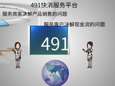 491快消服务平台 PPT制作软件