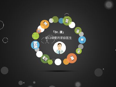 『Dr.康』 演示版 幻灯片制作软件