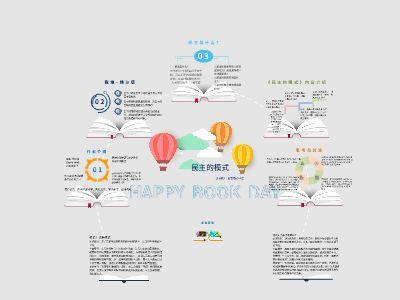 民主的模式 幻灯片制作软件
