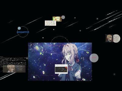 紫羅蘭永恒花園 幻燈片制作軟件