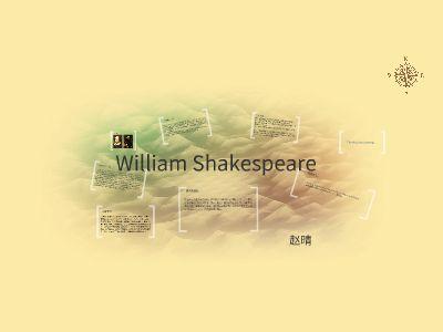 威廉莎士比亚 幻灯片制作软件