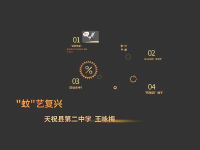 生物技術presentation 幻燈片制作軟件