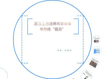 共享单车 幻灯片制作软件