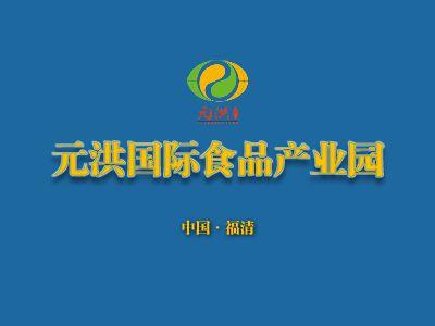 元洪國際食品產業園推介2020 幻燈片制作軟件