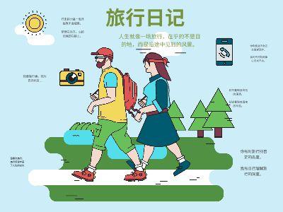 旅行日记 幻灯片制作软件