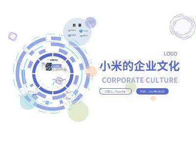 小米的企業文化 幻燈片制作軟件