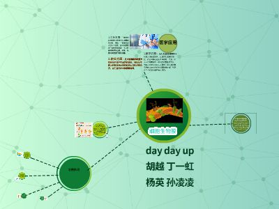 遗传信息的携带者 幻灯片制作软件