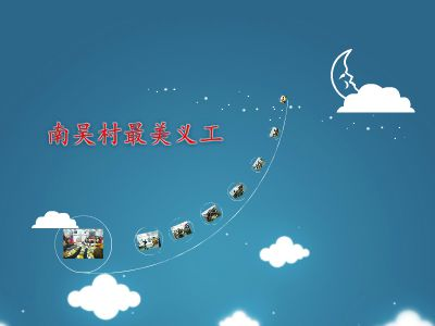 南吴最美的义工 幻灯片制作软件