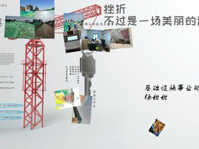 杨甜甜的演讲比赛 幻灯片制作软件