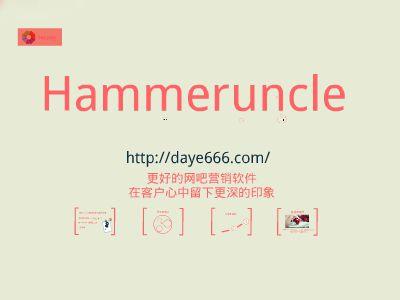 hammerunlce 幻灯片制作软件