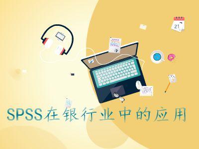 SPSS在银行业中的应用 幻灯片制作软件