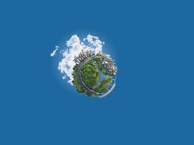 3D地球 幻灯片制作软件