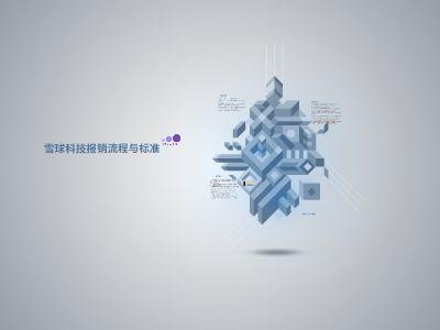 雪球科技报销流程与标准 幻灯片制作软件