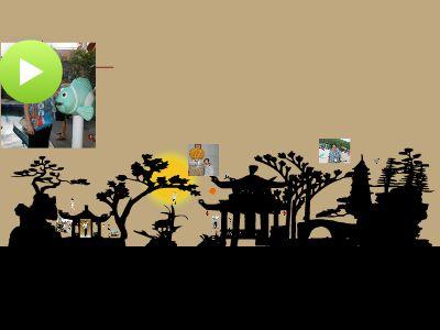 妈妈泰国游玩 PPT制作软件