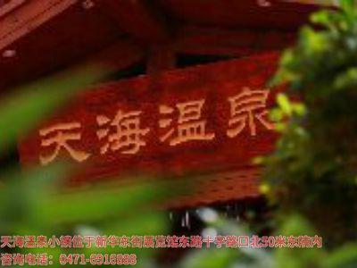 天海温泉小镇 幻灯片制作软件