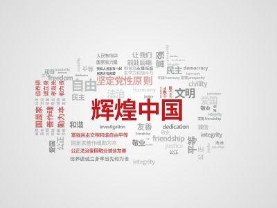 辉煌中国表演 幻灯片制作软件