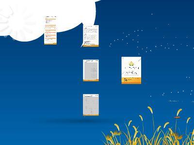 会议背景 幻灯片制作软件