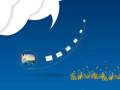 最终版company presentation 幻灯片制作软件