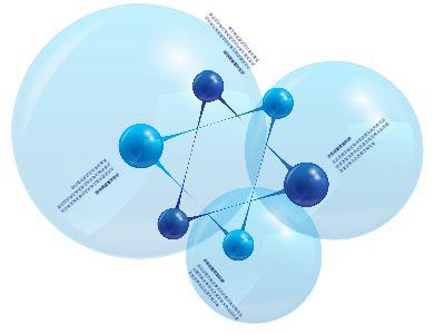 分子连接 幻灯片制作软件