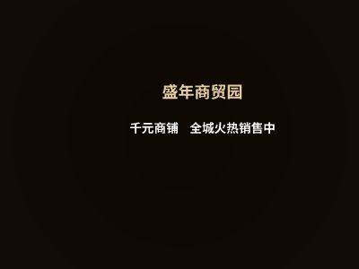 盛年商贸园 幻灯片制作软件