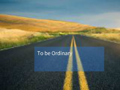 Song-To be Ordinary 幻灯片制作软件