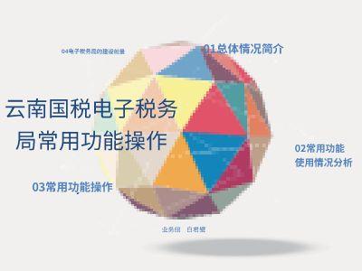 电子税务局常用功能操作522-2 幻灯片制作软件