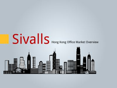 savills hongkong office market overview 幻灯片制作软件