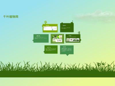 千叶植物网 幻灯片制作软件