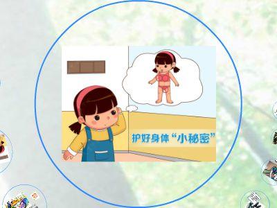 合肥金星幼儿园苏家艳《身体里的小秘密》 PPT制作软件