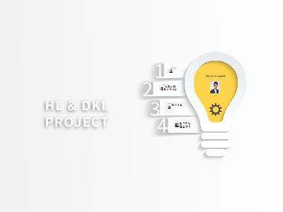 huilu & dkl project organization 幻燈片制作軟件