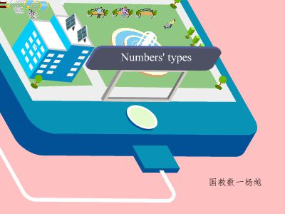 The Types Of Number