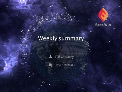 week summary