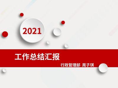 工作總結2021 幻燈片制作軟件