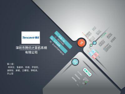 第二组 腾讯 幻灯片制作软件